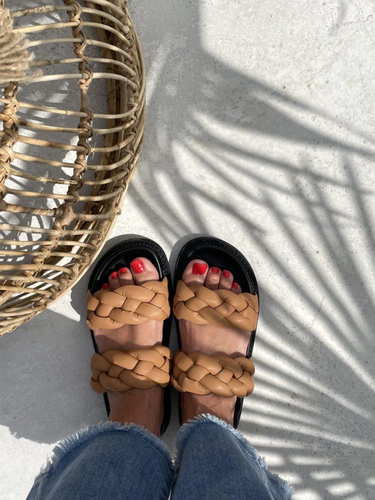 Sandales ESANDALS/C